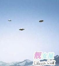 UFO真实图片 不明飞行物图片