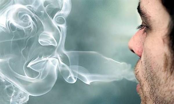 烟做成的艺术品1