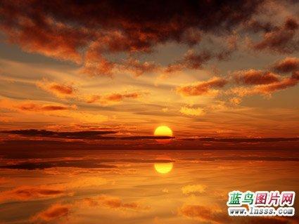 海边的日落2