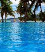 碧海蓝天海岛美丽风景图片