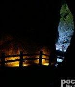 藏在深山溶洞里的风景等待着你