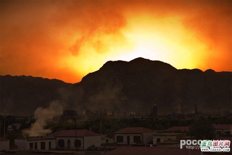 日落风景图片1