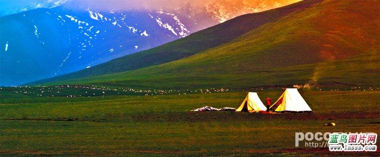 藏区边陲风景1