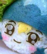 揭秘日本可爱盒饭图片,萌到你舍不得吃下