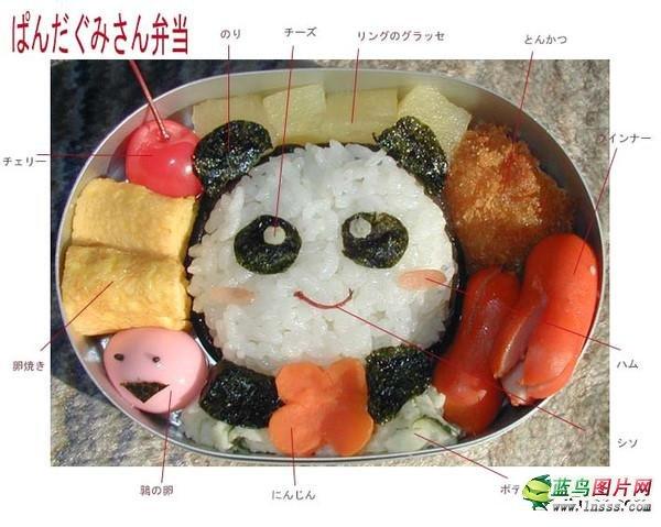 揭秘日本盒饭2