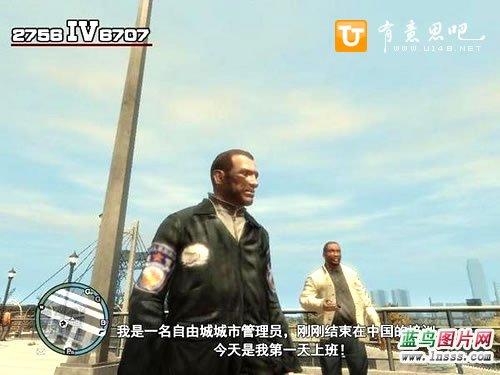 中国城管在美国1
