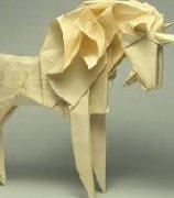 令人惊叹的折纸艺术