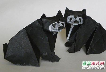 惊叹的折纸艺术2