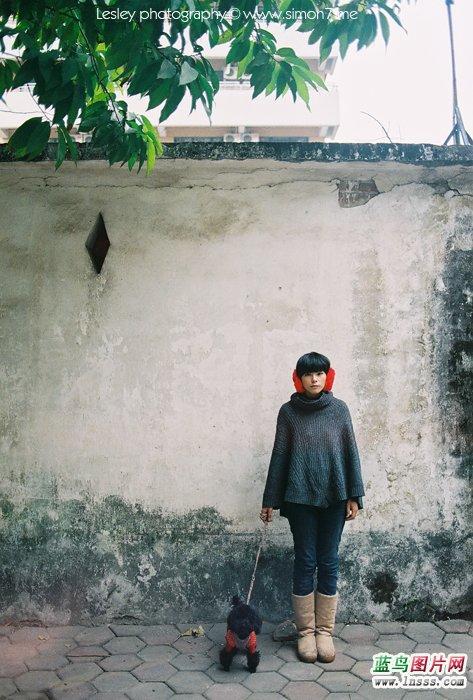 老街深巷的女孩3