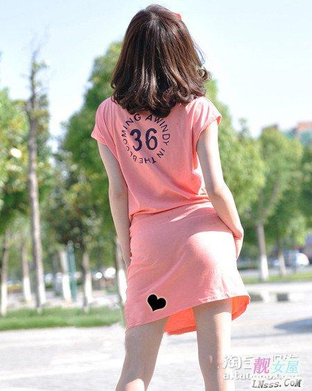 口袋连衣裙2