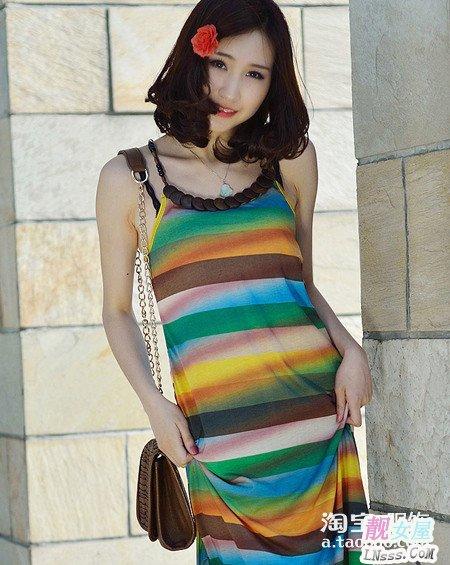 夏天连衣裙1