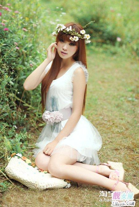 花之仙子服装1