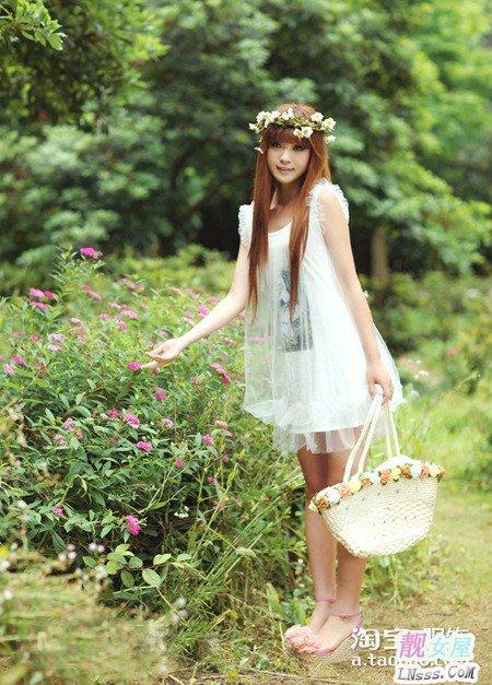 花之仙子服装2