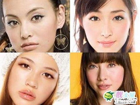 4种腮红刷法 打造不同效果妆容