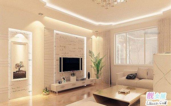 客厅装修效果图大全2011图片