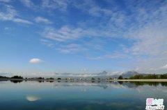 古镇丽江泸沽湖风景摄影