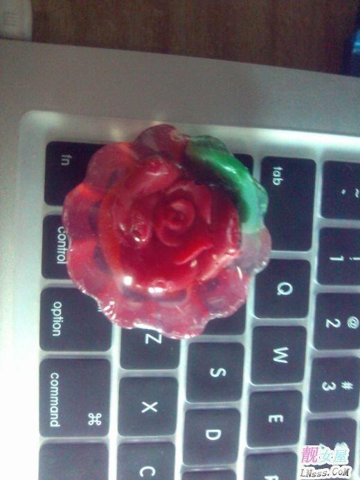 BPG玫瑰精油皂