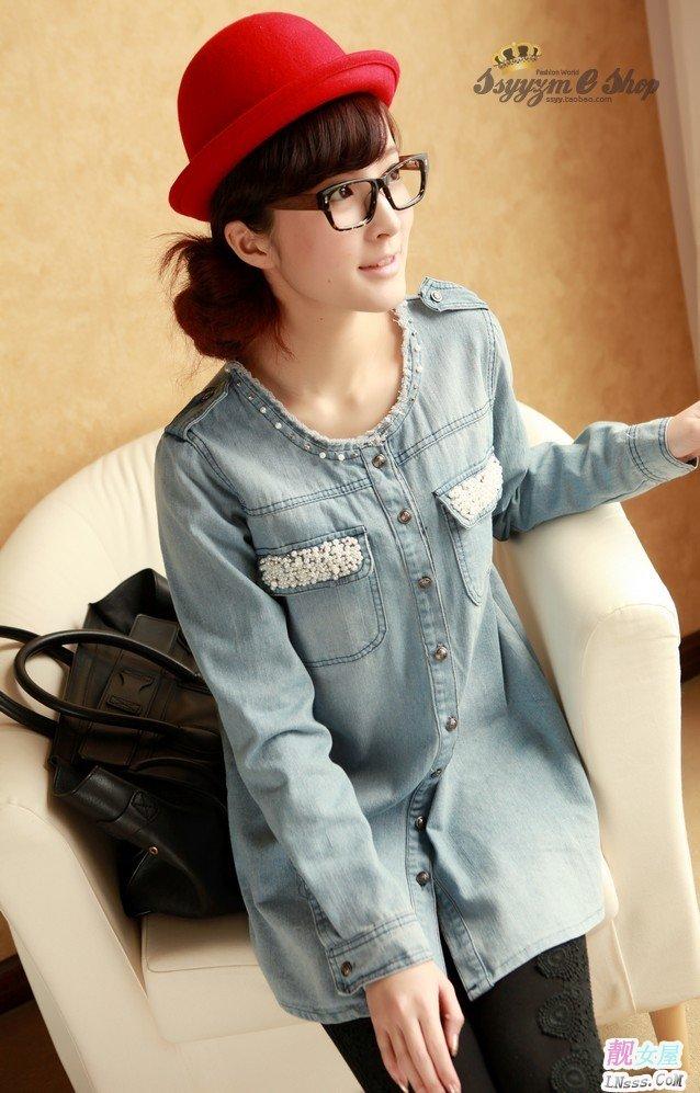 女式衬衫1