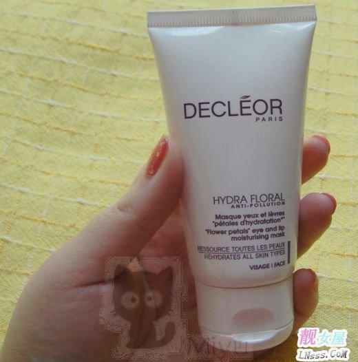 思妍丽 (Decleor)香薰丰盈眼唇修护膜