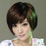 女性中短发发型图片大全