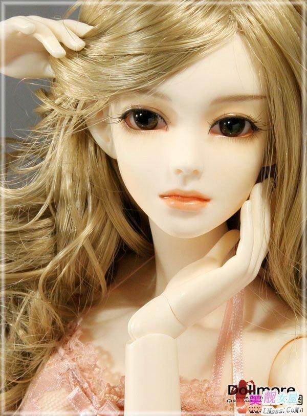 芭比娃娃美女1