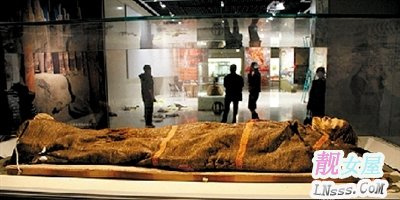 考古发现美女古尸3
