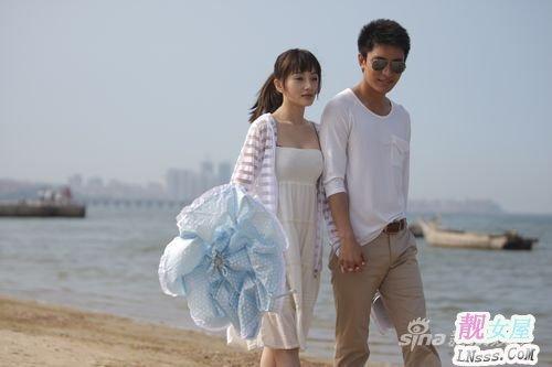 李小璐和贾乃亮结婚照3