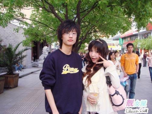 �S嵩的女朋友徐佳�f�D片1