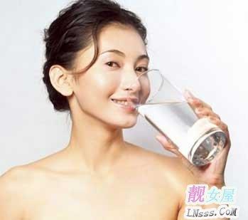 喝水减肥法