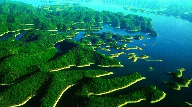 千岛湖水下古城1